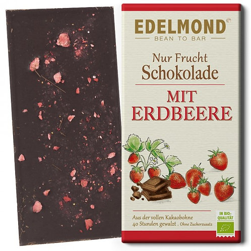 """""""Nur Frucht"""" Erdbeer-Schokolade, Bio"""