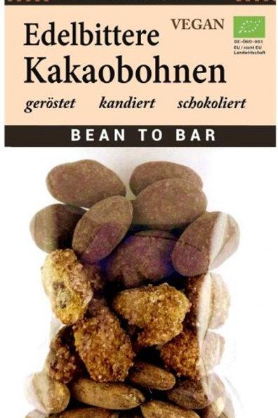 Grand Cru Kakaobohnen, 3 Variationen, Bio