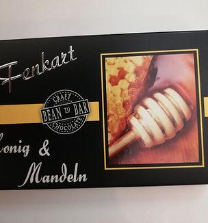 Honig & Mandeln