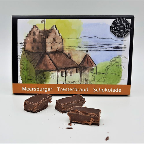 Meersburger Grauburgunder Tresterbrand Schokolade