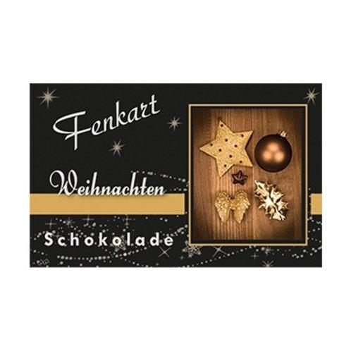 Weihnachts-SCHOKOLADE