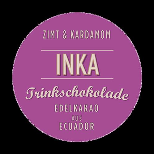 Trinkschokolade INKA - Zimt&Kardamon