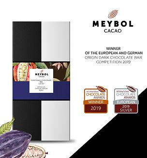 Peruanische Schokolade Chocolate Award Wnner
