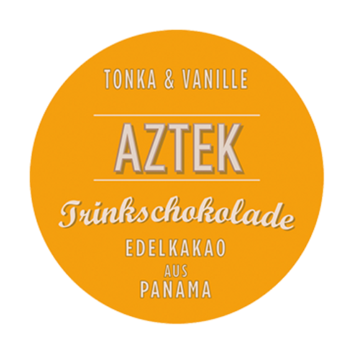 Trinkschokolade AZTEK - Tonkabohne&Vanille