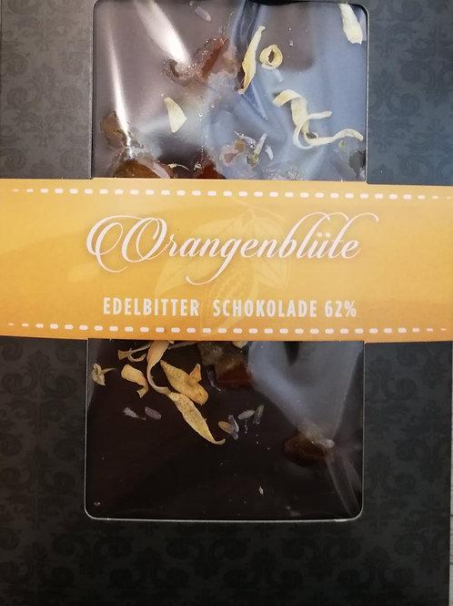 Orangenblüte Dunkelschokolade