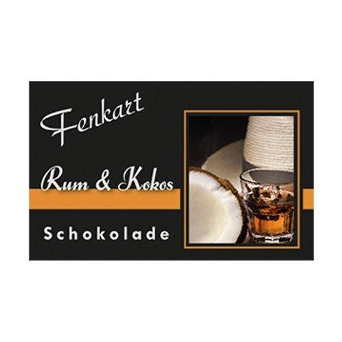 Rum & Kokos Schokolade