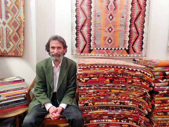 A Carpet sshop