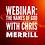 Thumbnail: WEBINAR:  The Names of God with Chris Merrill