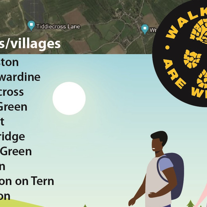 15. 10 Hamlets / Villages in 10 miles for the 10thFestival