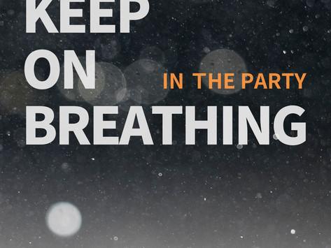 인더파티, 정규 1집 'Keep On Breathing' 발매!