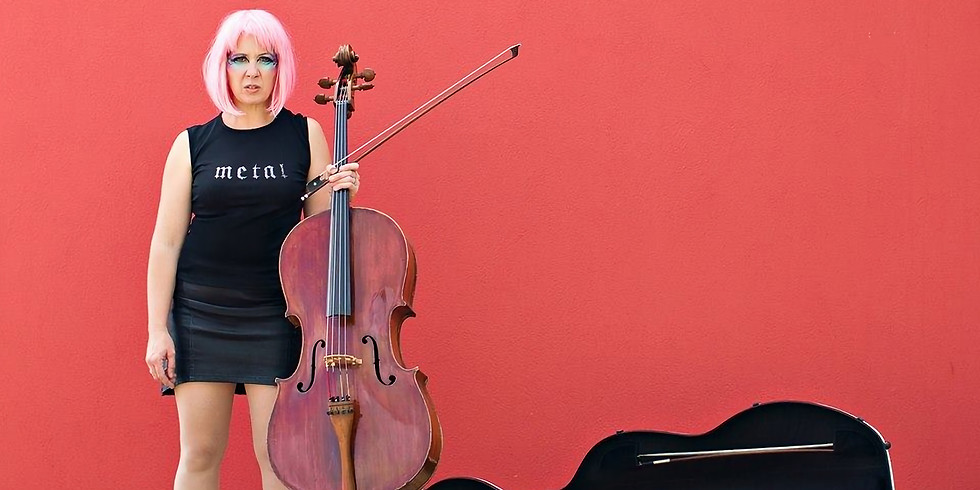 Cello Riot - Live concert for kids 0-5 years