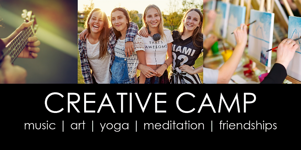 Lil' Melodies - Creative Camp (for girls 10-16 years). (1)