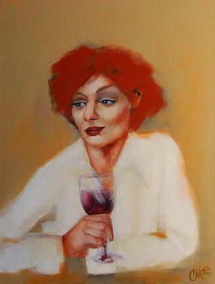 Vivian with '61 Bordeaux.jpg