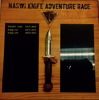 Knife Race