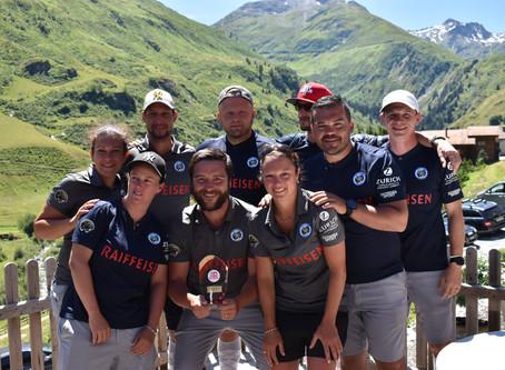 1ère victoire historique pour Etoile Carouge Footgolf !