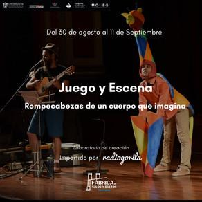 Radio Gorila llega al Conjunto Santander de Artes Escénicas