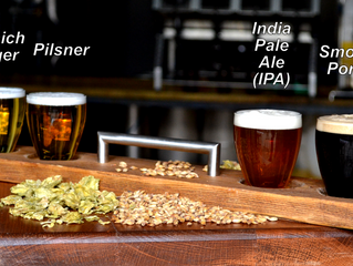 Lager and Ale. What's the difference?