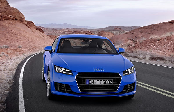 Audi TT - ÚLTIMA COTA