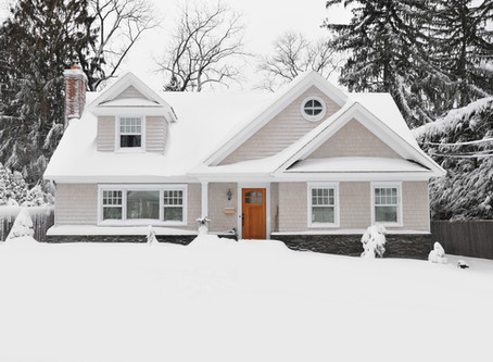 Important Winter Home Maintenance checklist