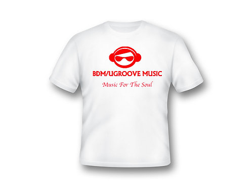 Bdm/Ugroove Music T-shirt