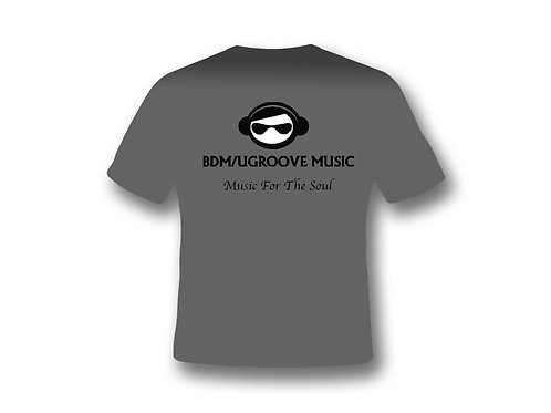 Bdm/Ugroove Music T-shirt