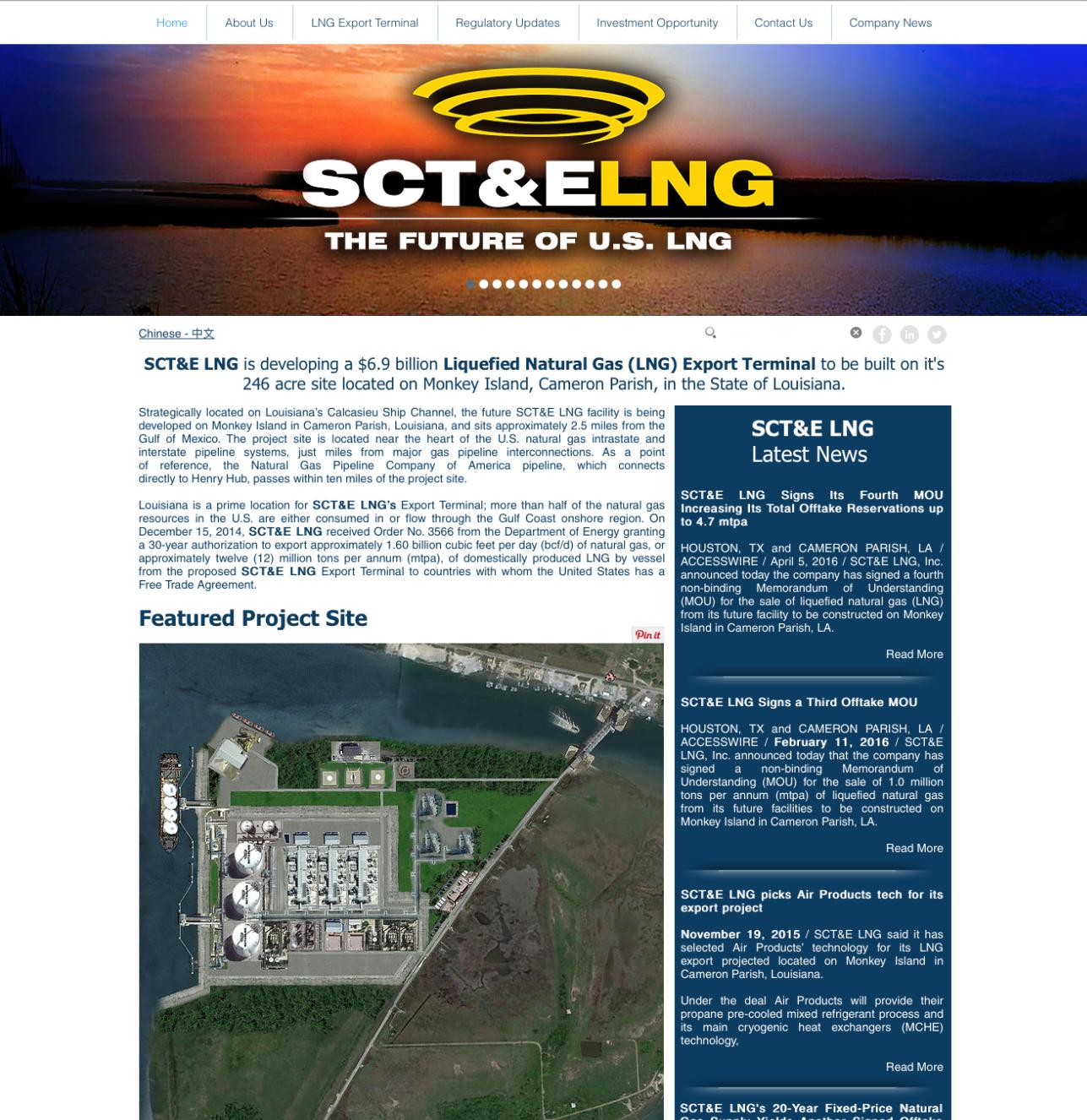SCT&E LNG