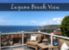 Laguna Beach View Rental