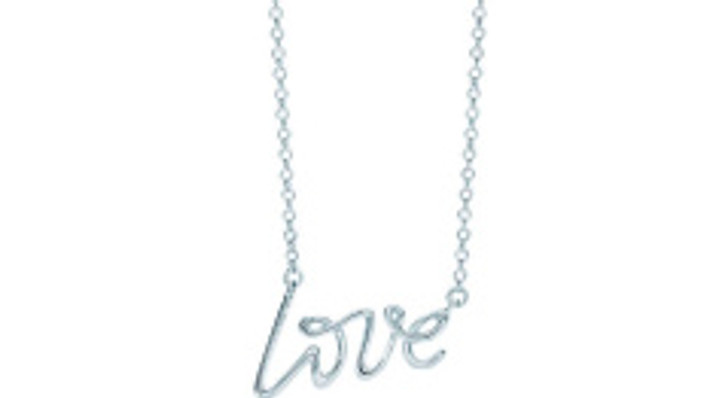 Love necklace Tiffany & Co. - tennistravelsite.com