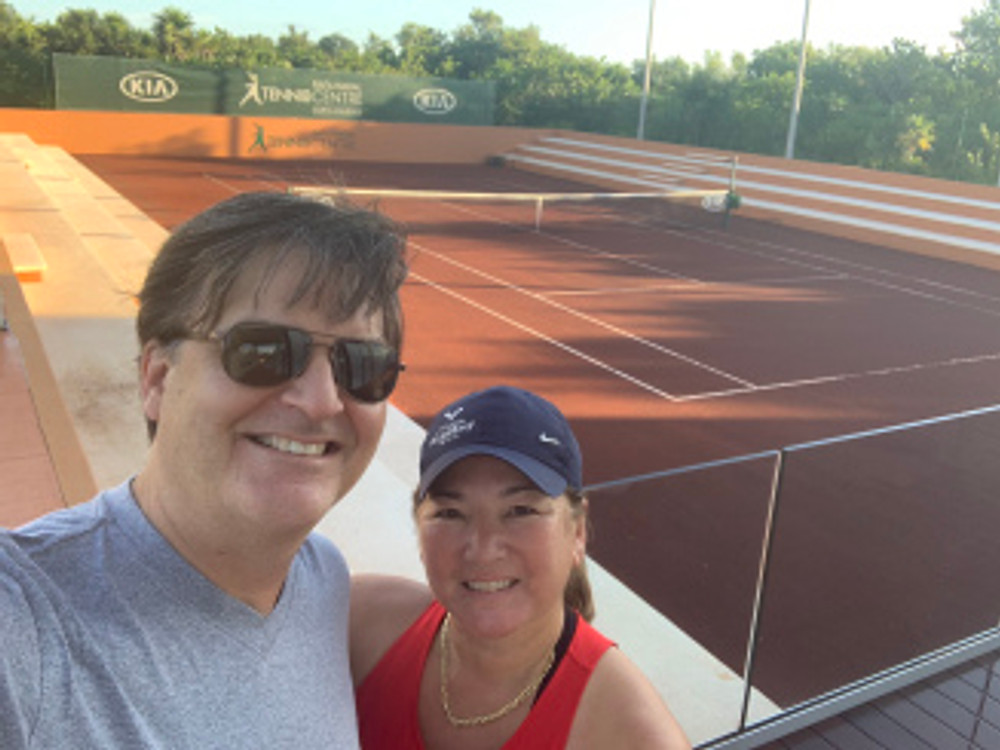 Grand Palladium, Costa Mujeres, Mexico - tennistravelsite.com
