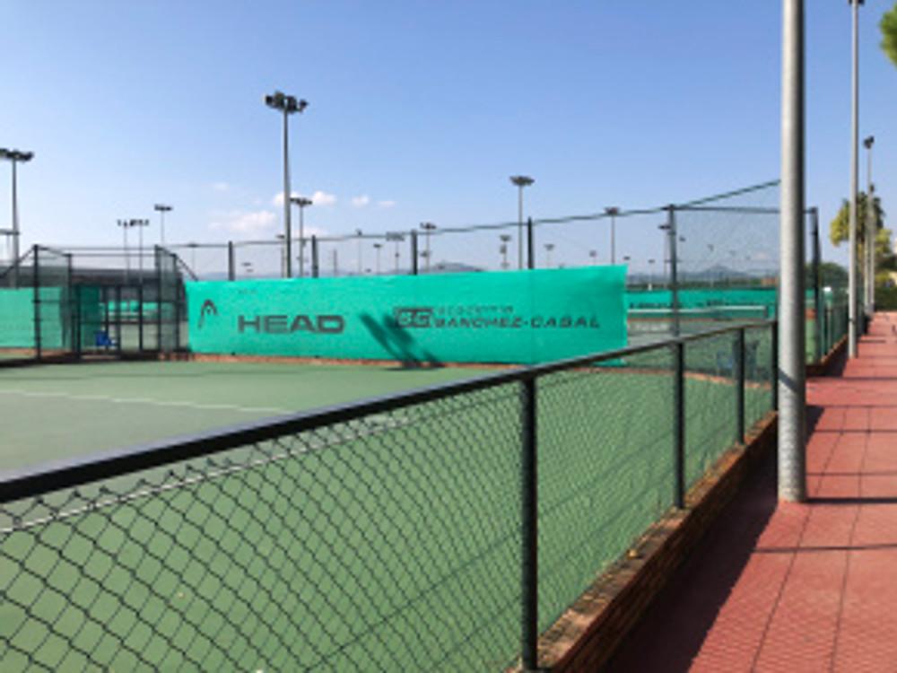 Academia Sachez-Casal, Barcelona, Spain - Tennistravelsite.com