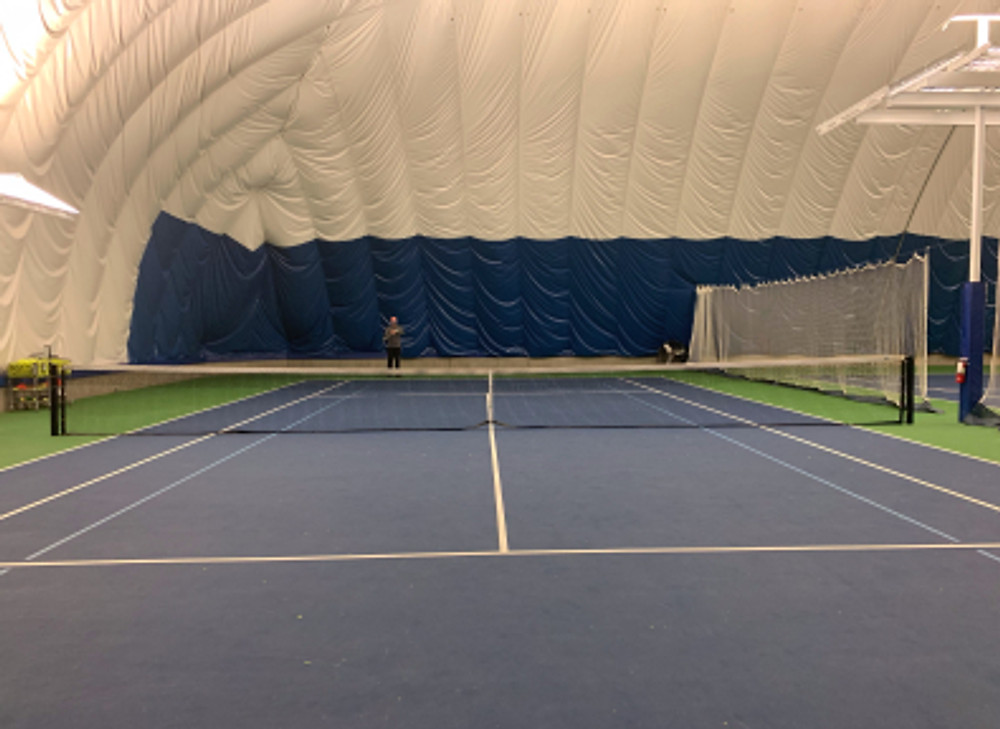 The Portland Tennis Center, Portland, Oregon - tennistravelsite.com