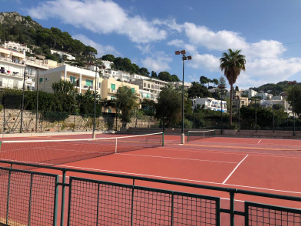 Tennis Club of Capri - Tennistravelsite.com