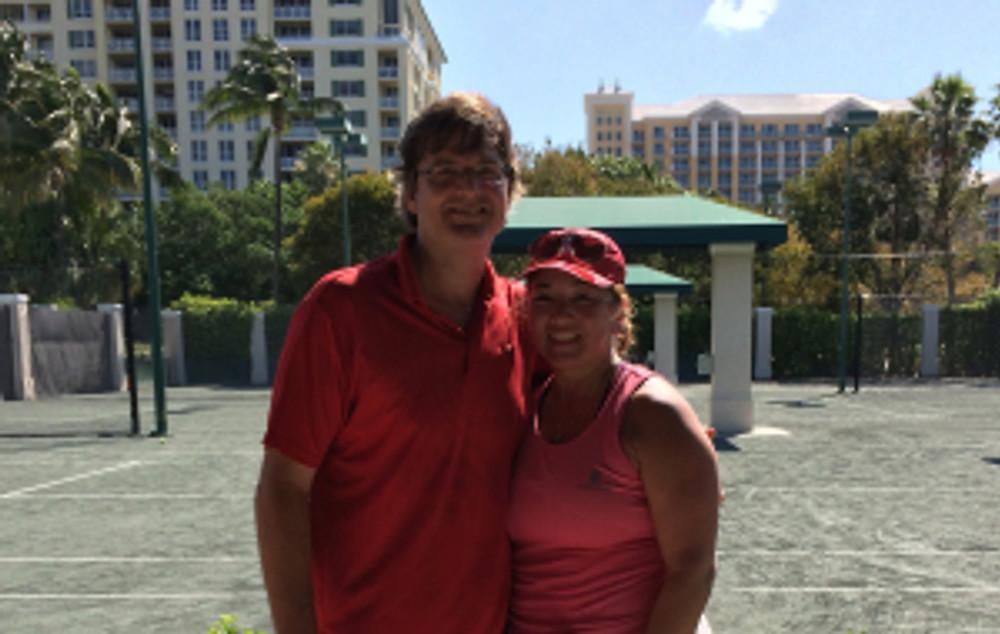 Cliff Drysdale Tennis Center, The Ritz-Carlton, Key Biscayne, FL