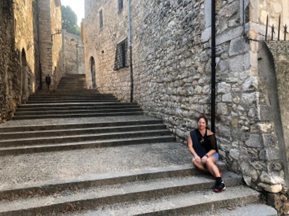Game of Thrones walking tour - Girona, Spain - tennistravelsite.com