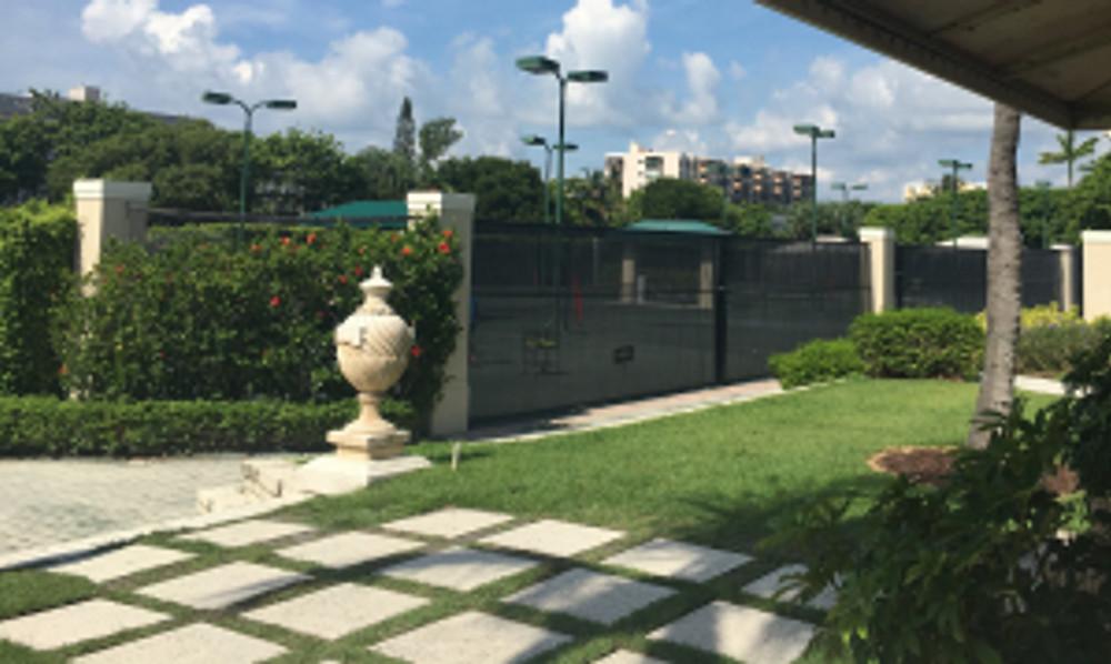 Cliff Drysdale Tennis, The Ritz Carlton, Key Biscayne