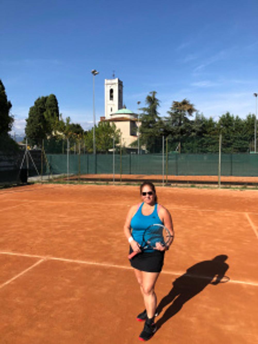 Centro Sport Le Vele San Donato, Lucca, Italy (tennis facility) - tennistravelsite.com