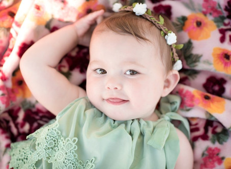 Cutest. Baby. Ever. - Boulder Baby Photographer