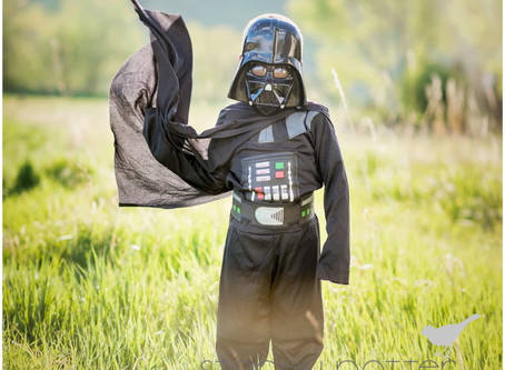 Superheros and Villains are the Best - Boulder Family Photographer