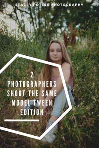 Tween photoshoot pinterest