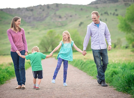 The Best Family Ever - Boulder Family Photographer