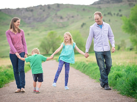 The Best Family Ever - Boulder Family Photographer