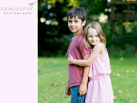 Sweet Love {Rockport Children's Photography}