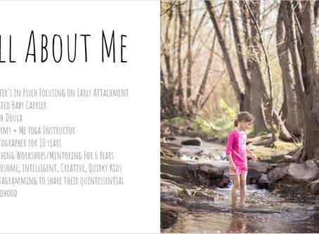 Family Mini Session Webinar Next week! - For Photographers
