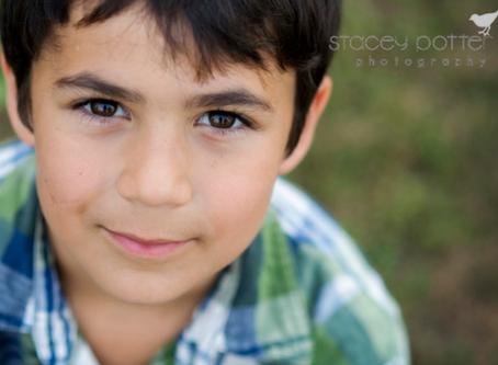 {Noah, 6 Years} Mid-coast Children's Photographer