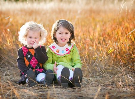 Blooper Thursday - Family Photographer in Boulder, CO