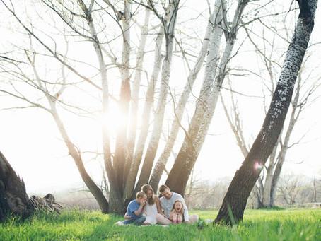 Boulder Family Photographer - Giving Thanks