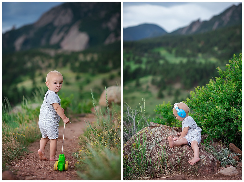 Boulder Colorado toddler photography