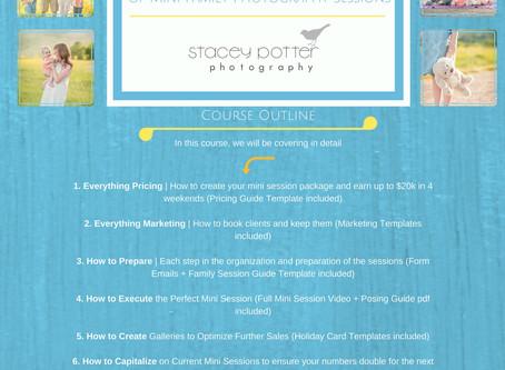 Free Webinar + Online Mini Sessions Workshop Info - Boulder Family Photographer