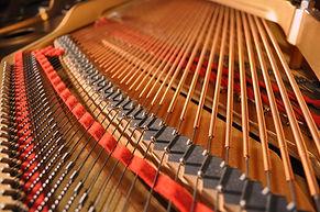 Piano les docent Zutpen