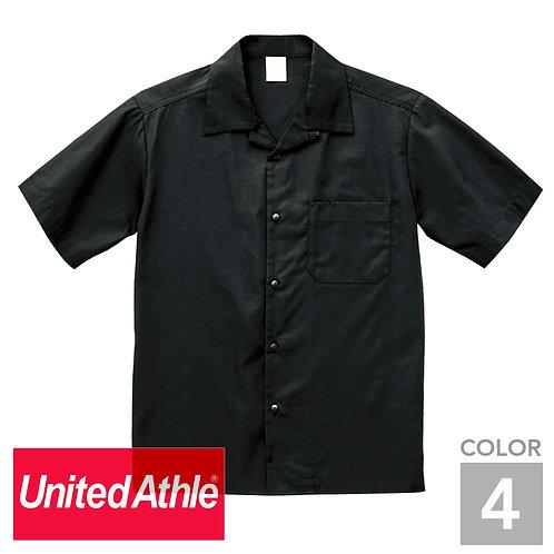1759-01|T/Cオープンカラーシャツ|4色
